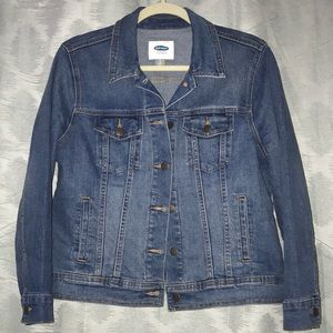 Old Navy Denim Jacket (Petites)